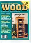 Wood magazine - August 1992