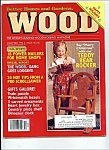 wood Magazine - December 1993