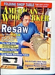 Click here to enlarge image and see more about item M2946: American Woodworker - August 2000