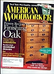 Click here to enlarge image and see more about item M2947: American Woodworker -  September 2005