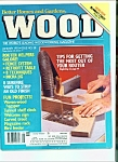Wood Magazine - January 1993