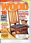 Click here to enlarge image and see more about item M2970: Wood Magazine -  December 2002
