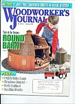 Woodworker's journal - MayJune 1998