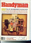 The Family Handyman - December 1979