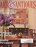 Art & Antiques magazine -  May 2000