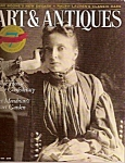 ART  &  ANTIQUES  magazine -  March 1991