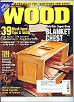 Wood magazine -  March 2007
