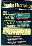 Popular Electronics magazine -  October 1973