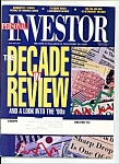 Click here to enlarge image and see more about item M2541: Personal Investor maazine -  January 1990
