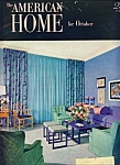 The American Home for October 1951
