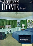 The American Home for April 1952