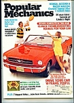 Popular Mechanics -  May 1977