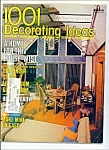 Click here to enlarge image and see more about item M2599: 1001 Decorating ideas magazine -  March April