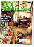 1001 Decorating Ideas magazine- September