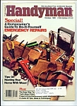 The Family Handyman -October 1980