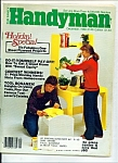 The Family Handyman - December 1980