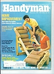 Click here to enlarge image and see more about item M2610: The Family Handyman   May/June 1981