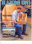 Click here to enlarge image and see more about item M2634: Hands on ! -  July/ august 1983