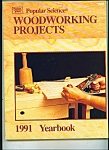 Popular Science WOODWORKING PROJECTS