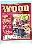 Wood magazine - September 1992