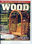 Click here to enlarge image and see more about item M2662: Wood Magazine -  August 1997