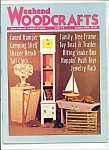 Weekend woodcrafts magazine- August 1992