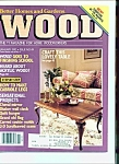 Wood Magazine -  January 1992