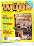 Wood Magazine- June 1992