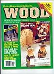 Wood magazine -  November 1992