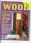 Wood magazine -  September 1993