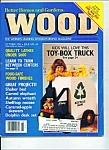 Wood magazine -  October 1993