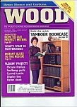 Wood magazine -  January 1994