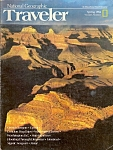 Click here to enlarge image and see more about item M2682D: National Geographic Traveler - Spring 1984