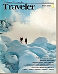 Click here to enlarge image and see more about item M2682E: National Geographic Traveler -  Winter 1985=86