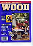 Click here to enlarge image and see more about item M2683: Wood magazine -   August 1994