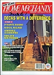 Home Mechanix magazine -  July/August 1991