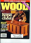 Wood magazine -  June/July 2002