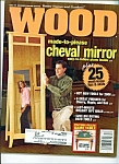 Wood magazine - december/January 2005-2006