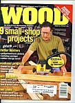 Click here to enlarge image and see more about item M2913: Wood magazine - February/March 2005