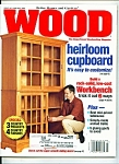 Wood Magazine - June/July 2005