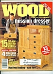 Wood magazine - Dec/Jan. 2004/2005