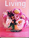 Click here to enlarge image and see more about item M2995: Martha Stewart LIVING -  May 2005