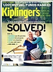 Click here to enlarge image and see more about item M2999: Kiplinger's magazine - September 2006