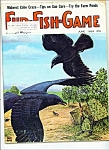 Fur - Fish- Game -  June 1969
