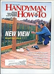 Click here to enlarge image and see more about item M3009: Handyman How to -  March/April 2000