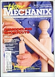Click here to enlarge image and see more about item M3030: Home Mechanix - January 1988