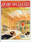 Click here to enlarge image and see more about item M3039: Home Mechanix -  April 1991