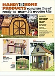 Handy home products catalog -