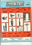 Century Rain aid catalog -  1990