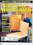 Click here to enlarge image and see more about item M3086: American Woodworker - August 1996